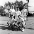 KCC 1959-60 tennis players