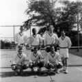 KCC 1959-60 tennis team
