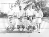 KCC's 1959/60 Tennis Team