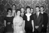 Triad Staff, 1959/60, at Journalism Banquet