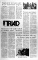 The Triad; January 21, 1972; Volume 16, No. 8