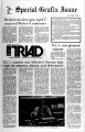 The Triad; April 10, 1972; Volume 16, No. 13
