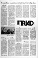 The Triad; October 10, 1972; Volume 17, No. 3