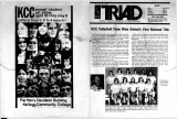 The Triad; May 2, 1974; Volume 18, No. 13