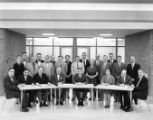 Group Faculty Picture, 1960-1961