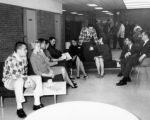 Students at KCC in the 1960s