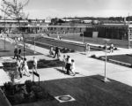 1960s view of campus life