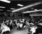 Dedication dinner in the Student Union