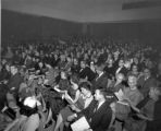 Dedication of the auditorium