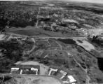 Aerial view of Kolb Park